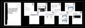 Picture of BAH's Facebook Business Page PDF pages.